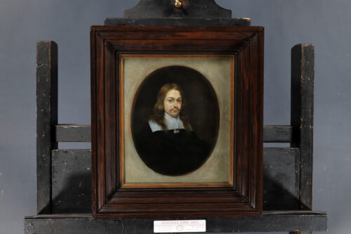 Ter Borch the Younger, Gerard - Portrait of a Man