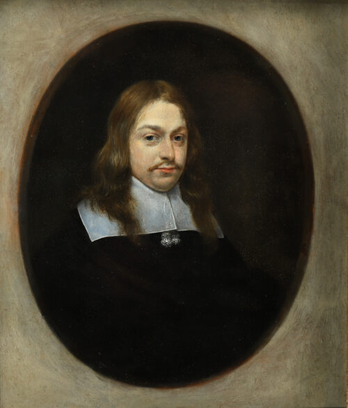 Ter Borch the Younger, Gerard - Portrait of a Man (kf)